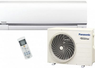 "Panasonic Oldalfali Split klíma ""Re Inverter"" 2,5 kW"